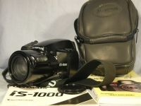 '  IS-1000 NICE SET ' Olympus IS-1000 SLR Camera Cased + Inst £19.99